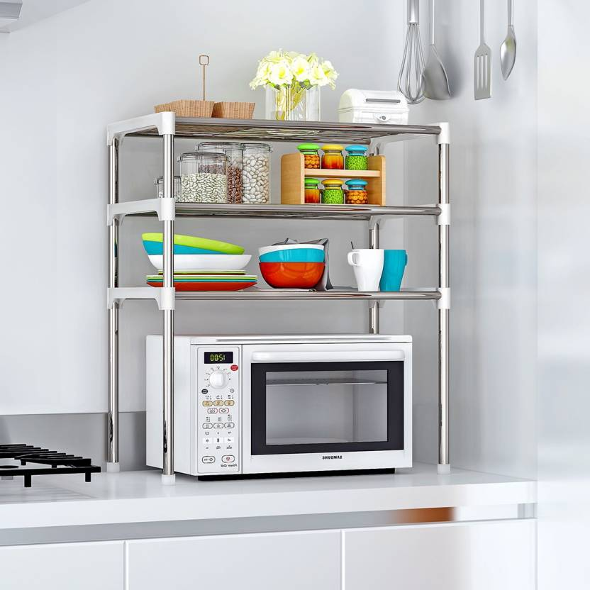 reputable site bd05a 3a3ed Furn Central Metal Kitchen Cabinet