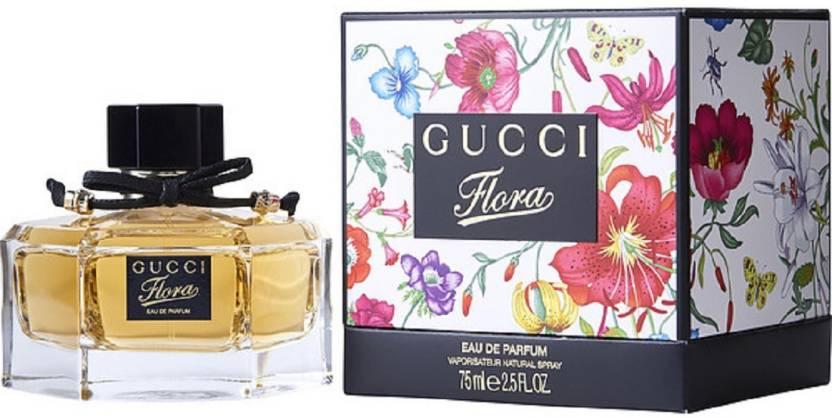 27263e3c3 Buy Gucci Flora Eau de Parfum Eau de Parfum - 75 ml Online In India ...