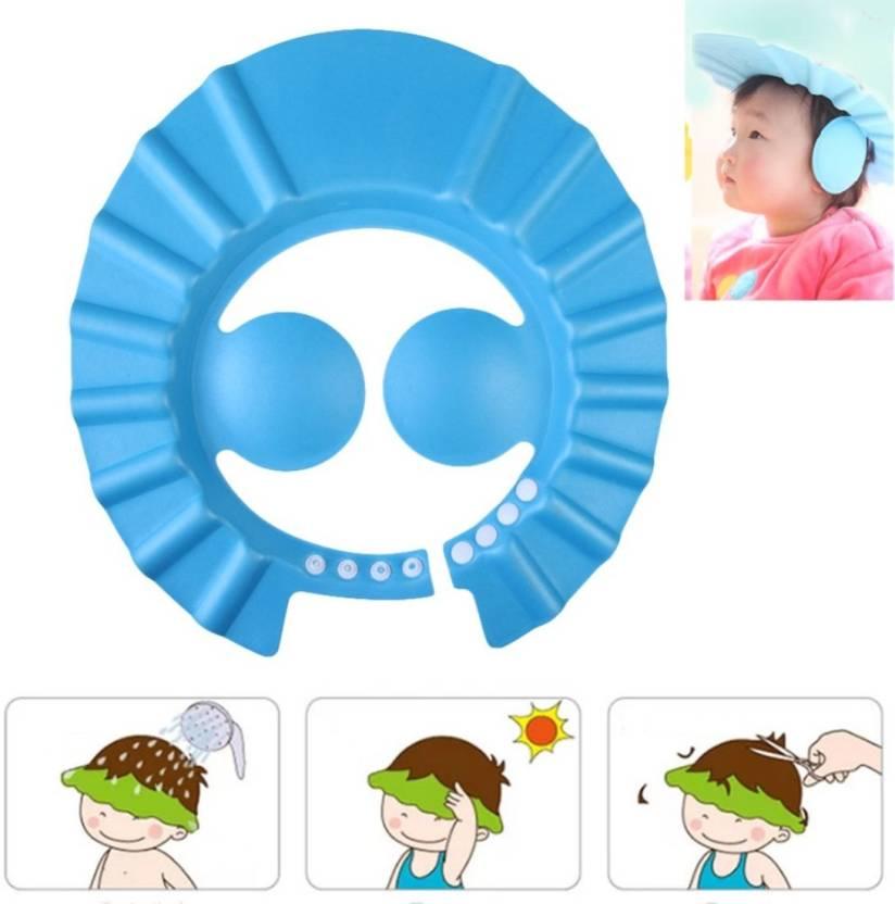 53cb43746cd Nightstar Baby Shower Cap - Price in India