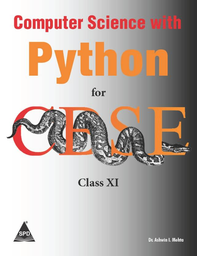 Computer Science with Python for CBSE Class XI (11): Buy Computer
