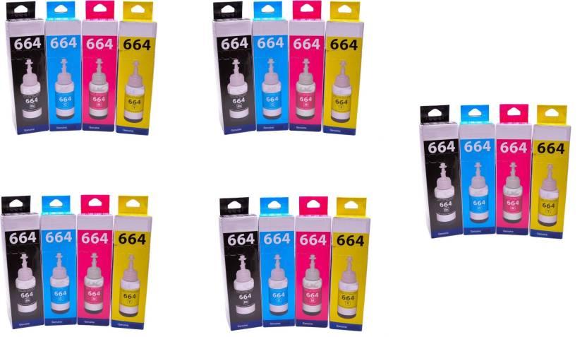 PRINTCART ink for EPSON L210, EPSON L110, EPSON L200, EPSON L220