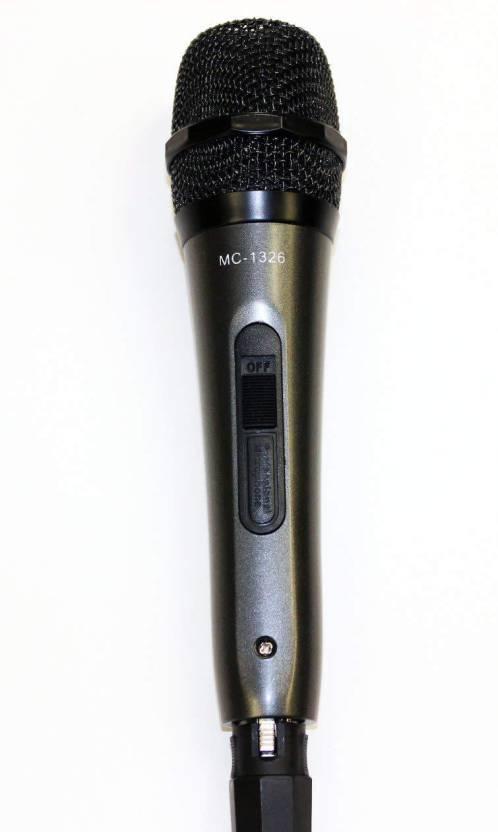 RHONNIUM ™ Dynamic Professional Microphone Mic Uni