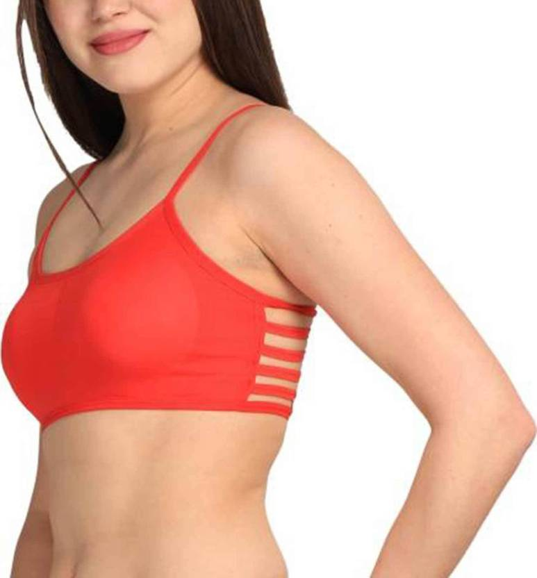 a0e270d0f5 Durva retail Women s Full Coverage Lightly Padded Bra - Buy Durva ...