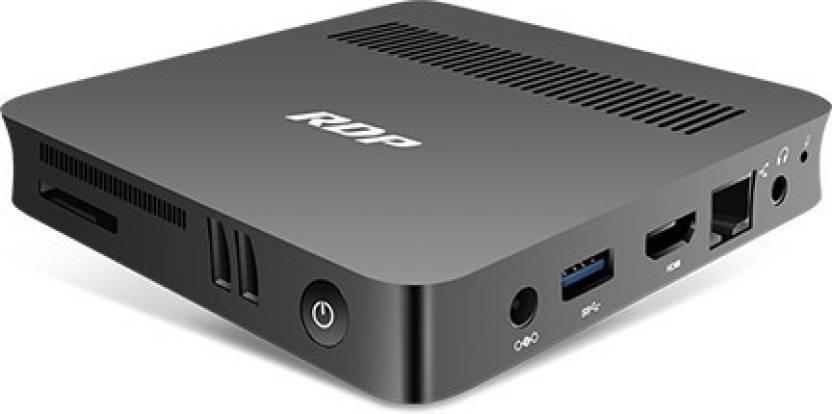 RDP XL-200c - Linux, Cherry Trail, Intel Quad Core x5-Z8350 1 92 GHz