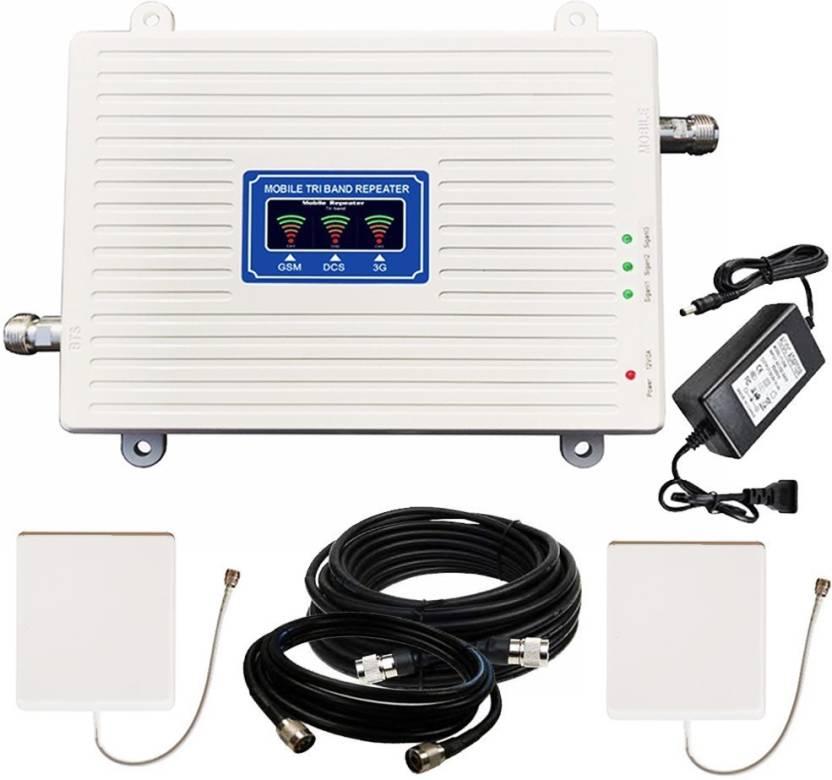 a09c86ae281325 3AN Telecom 3AN TM GSM DCS WCDMA 900+1800+2100 Tri Band Mobile Signal