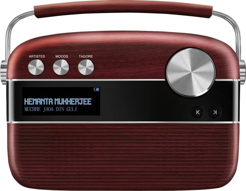 Saregama Carvaan Bengali 6 Bluetooth Home Audio Speaker
