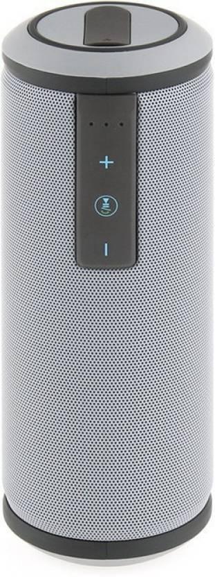 FKU X6 HIGH BASS Waterproof Portable Bluetooth 5 W Bluetooth Speaker Grey, Stereo Channel