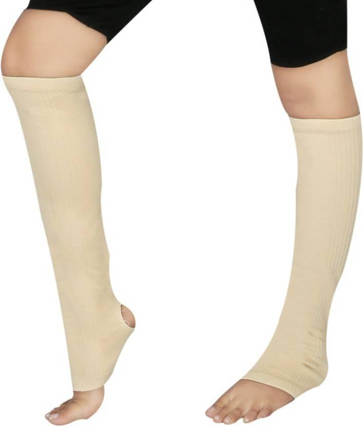 d35cf22f3c GNRPHARMA Elastic Tubular Vericose Vein Stockings Below Knee Deluxe Knee,  Calf & Thigh Support (XL, Multicolor) - Buy GNRPHARMA Elastic Tubular  Vericose ...