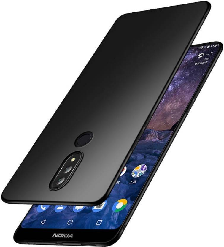 low priced 2b5ec ee015 MOBIHUB Back Cover for Nokia 6.1 Plus