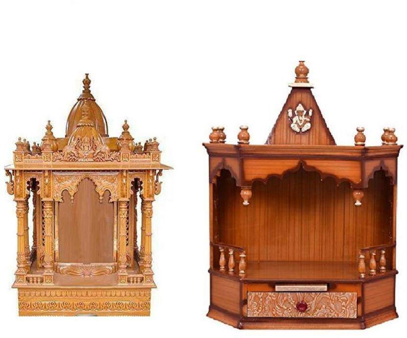 Deb Furniture Wooden Home Temple Price In India Buy Deb Furniture