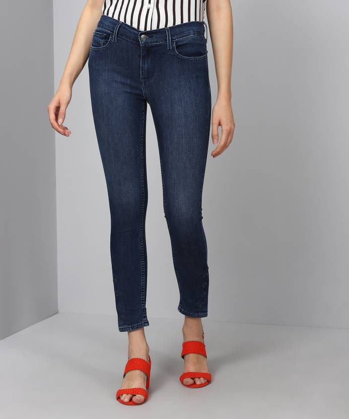 Skinny At Online Super In Levi's Women's India Blue Dark Jeans Prices Buy Best ZiTPOkXu