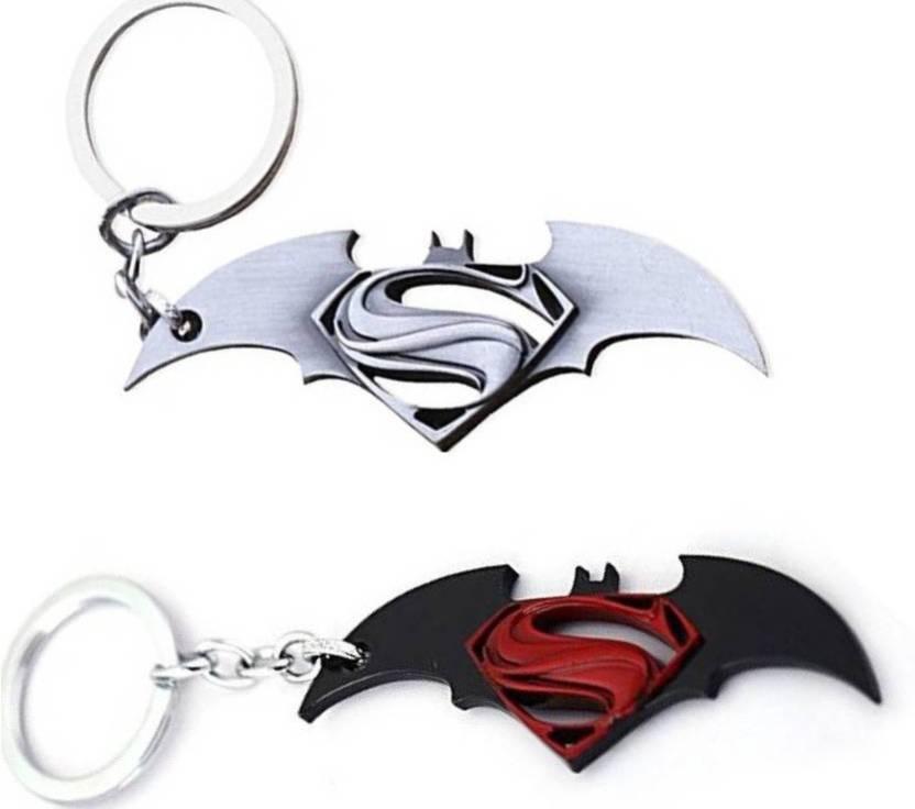 Confident Group Batman Vs Superman Wings Set Of 2 Kc Key Chain Price