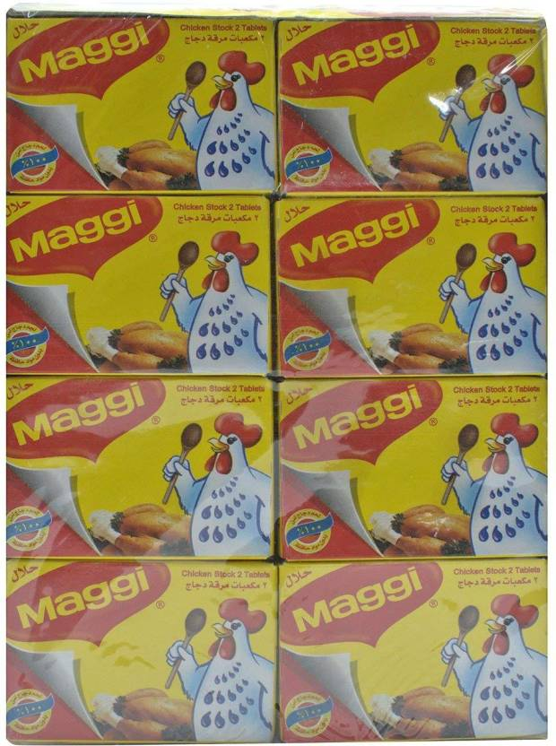 Maggi chicken Chicken Stock Cubes Price in India - Buy Maggi