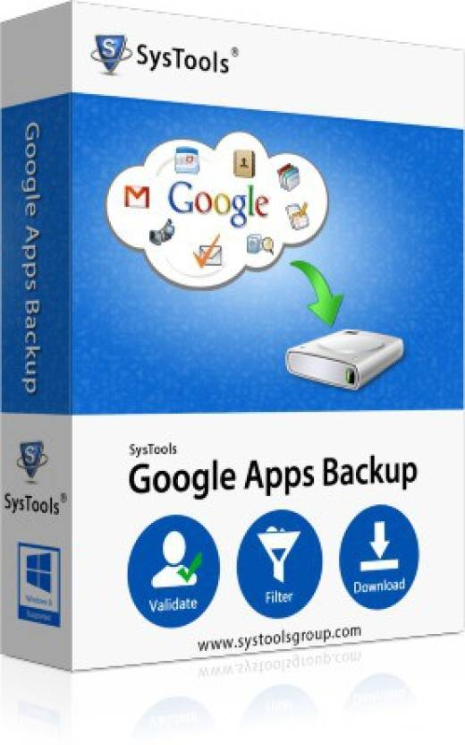 SysTools G Suite/ Google Apps Backup Price in India - Buy SysTools G