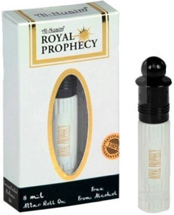 Al Nuaim Royal Prophecy Floral Attar