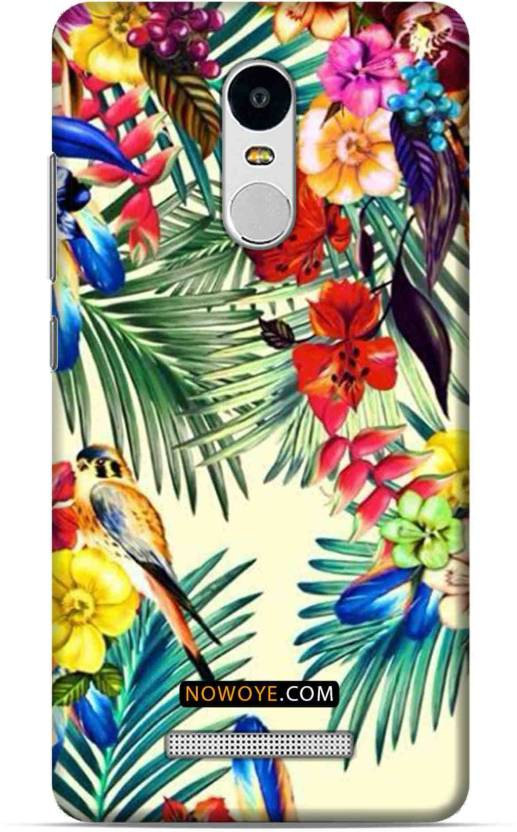 purchase cheap 7dcdc e7741 Now Oye Back Cover for Now Oye Redmi Note 3 - THE AMAZON FOREST ...