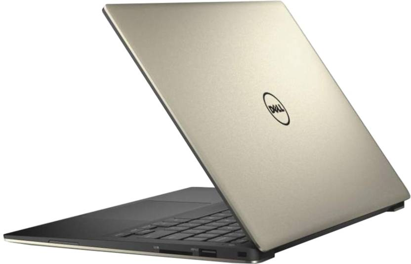 Dell XPS 13 Core i7 6th Gen - (8 GB/256 GB SSD/Windows 10 Home) XPS 13 Thin and Light Laptop(13.3 inch, Gold, 1.29 kg, With MS Office)