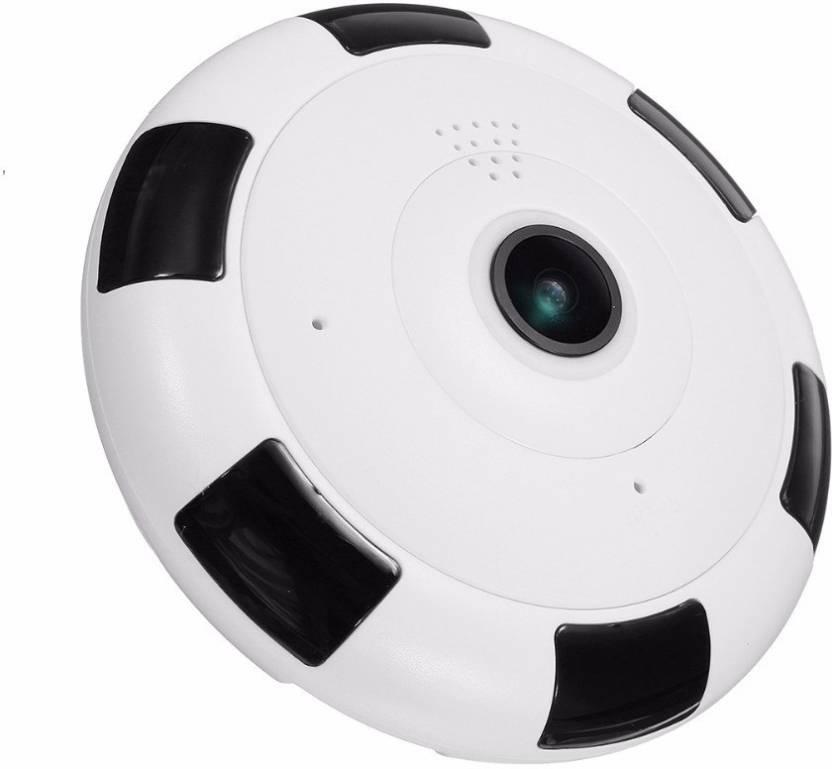 ABlue Clipper Wireless Fisheye 360 Degree Panoramic Wireless WiFi IP