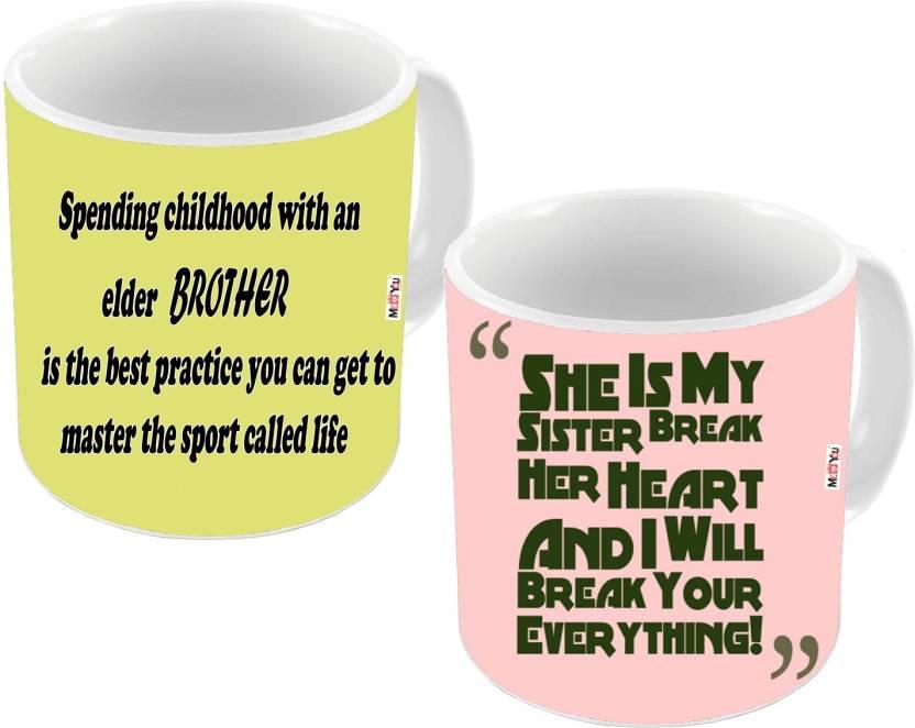 MEYOU Rakhi Gifts Gift For Brother And Sister Rakshabandhan Combo