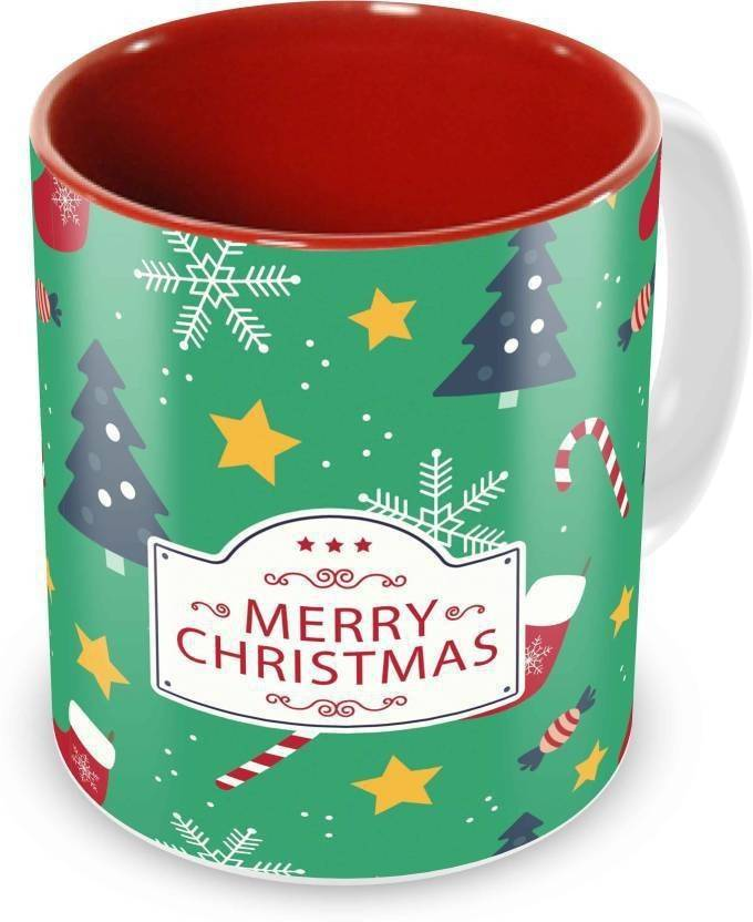 Tuelip Printed Best Wishes Gifts for Merry Christmas and New Year ...