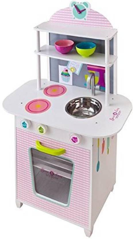 Beluga Sweet And Easy Wooden Play Kitchen Rosewhite Sweet