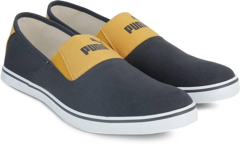 7a2ab03c487 Puma Elara Slip On IDP Slip on Sneakers For Men - Buy Dark Shadow ...
