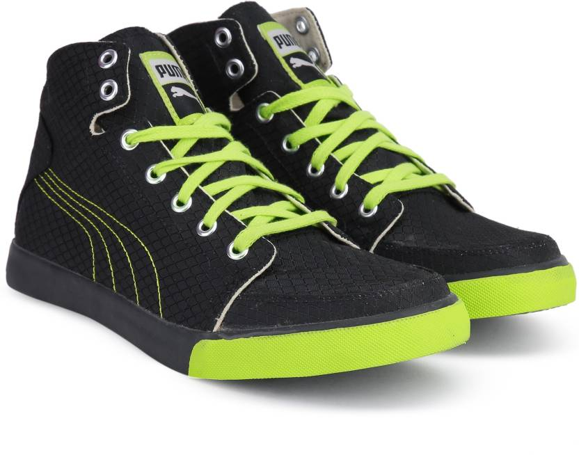 puma titan canvas mid dp men sneakers 53346db shades of
