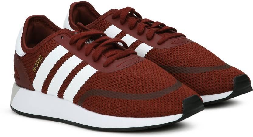 7e014d50cdd ADIDAS ORIGINALS N-5923 Sneakers For Men - Buy CBURGU FTWWHT CBLACK ...