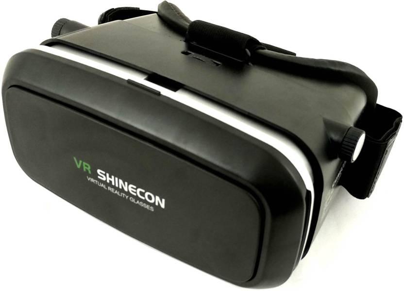 Bludug 3D Virtual Reality Smart Glasses VR Headset Glass - Advanced Virtual  Reality Glasses for Most Slim Android/iOS Smartphones