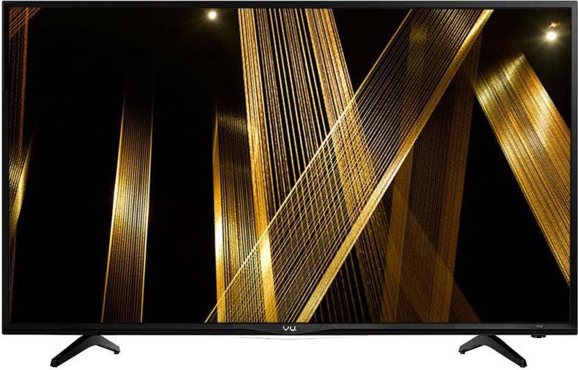 Vu 102cm (40 Inch) Full HD LED Smart TV Just Rs.18999