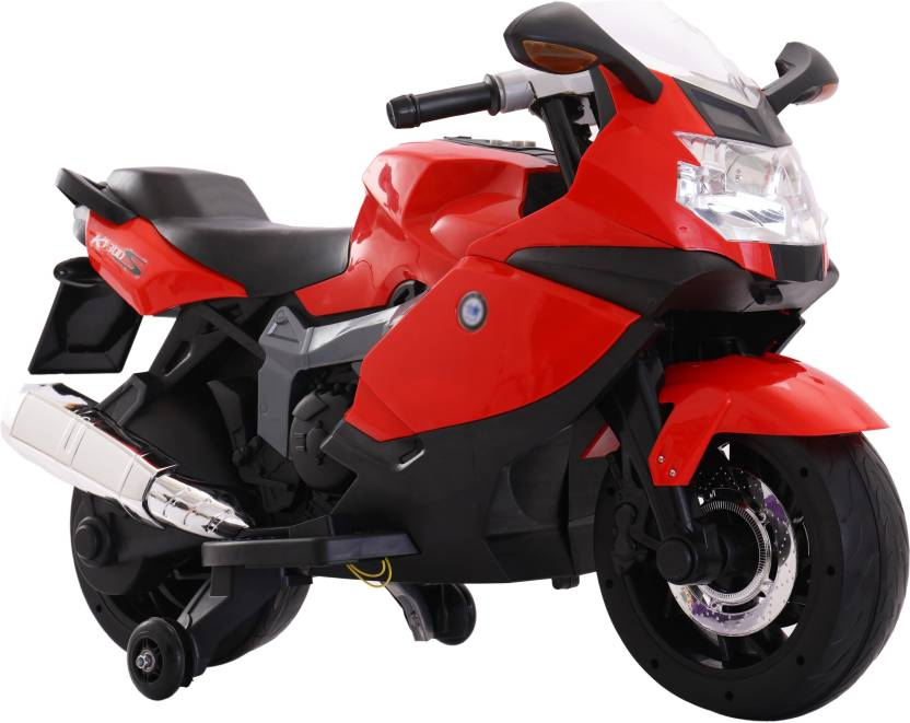 Bmw Bike Electric Ride On Red Women And Bike