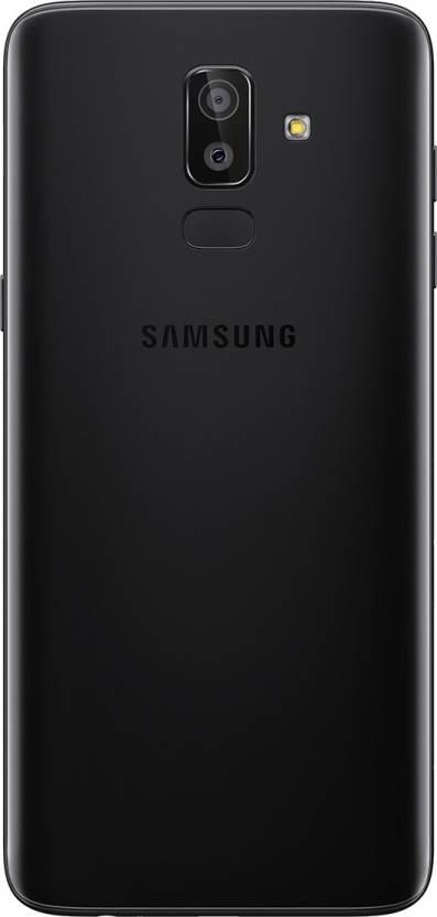Samsung Galaxy On8 (Black, 64 GB)(4 GB RAM)