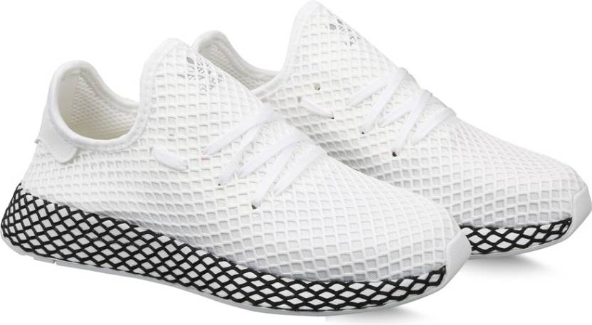 White DEERUPT RUNNER For Men Casuals ORIGINALS ADIDAS BF7S4WqHn c73e9636ec8
