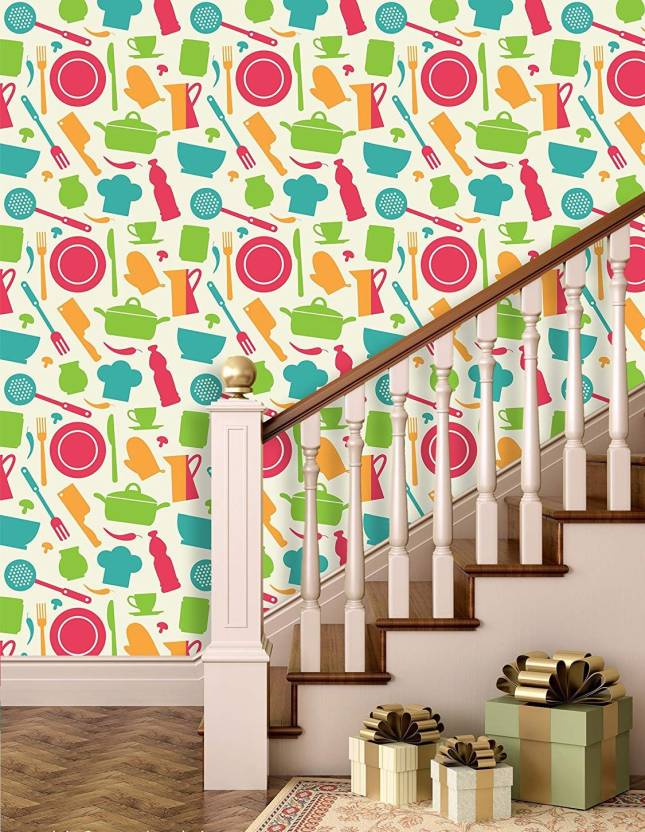 Khirki Decorative Wallpaper Price In India Buy Khirki Decorative