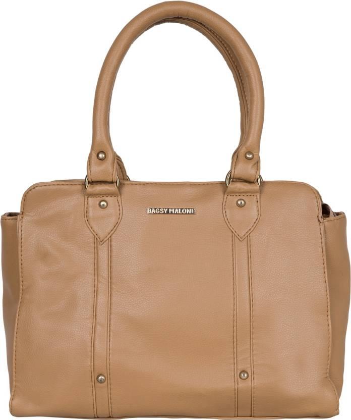 8cb487bbf5 Bagsy Malone Rownish Brown Waterproof Shoulder Bag (Beige