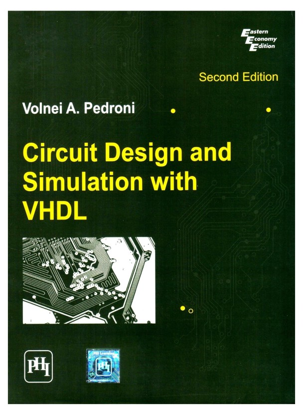 Circuit Design And Simulation With Vhdl Second Edition Pdf
