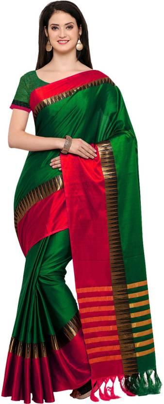 d8057f537 Buy Ratnavati Woven Handloom Cotton Silk