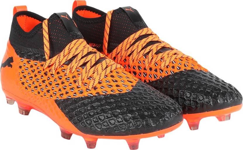0e0b020dcbb7 Puma FUTURE 2.1 NETFIT FG AG Football Shoes For Men - Buy Puma ...