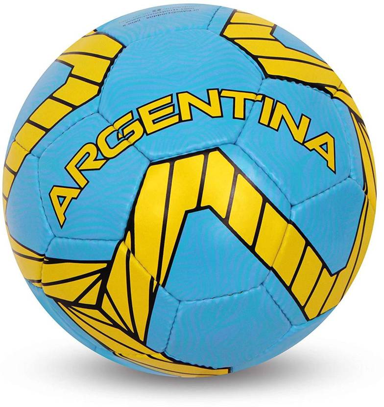 Nivia Kross World Argentina Football - Size  5 - Buy Nivia Kross ... fb59cad0ecc29