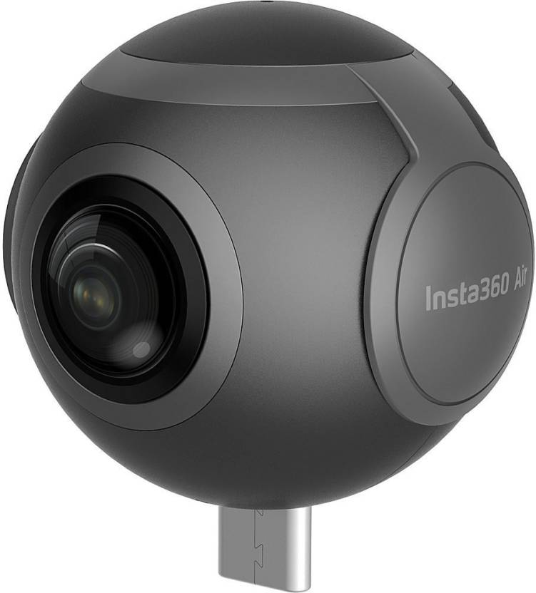 Insta360 360 Degree Dual 3K lens VR Video Camera for Android