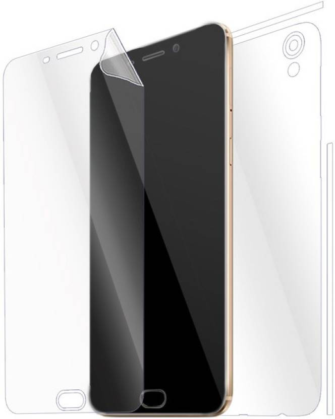 Gadgetshieldz Front and Back Screen Guard for Oppo F1 Plus (Pack of 1)