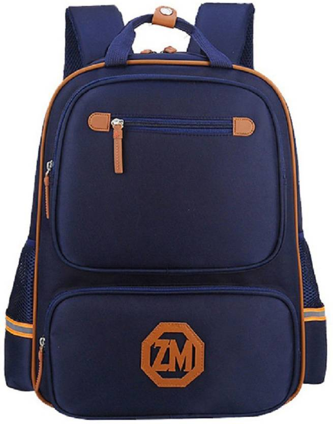 b42999d0da0a Techtest Shoulder Waterproof Backpack New Simple boy Girl Bag Reading  Primary School Children s Bag Men and Women ...