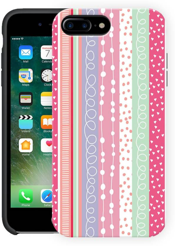 CHAPLOOS Back Cover for Apple iPhone 7 Plus, Apple iPhone 8 Plus