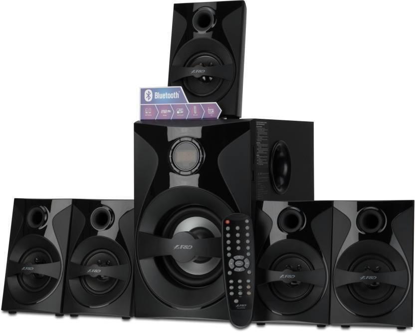 F D Fd F3800x 5 1 Speaker System Home Cinema Na