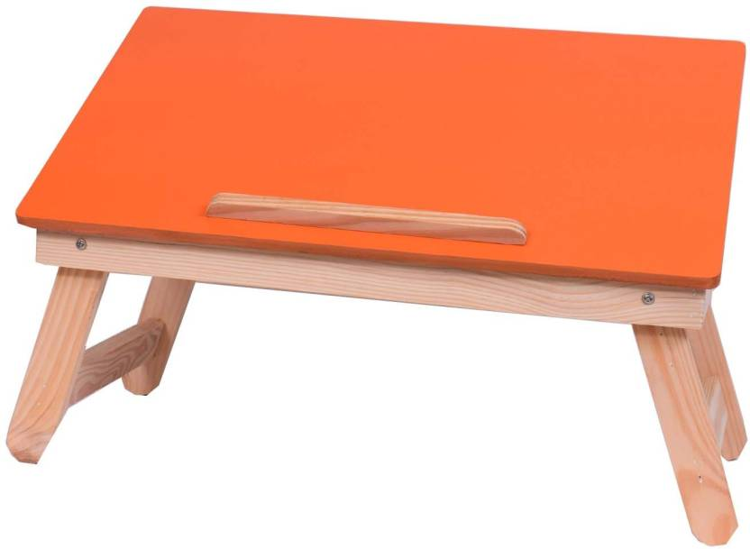Emeret Portable Foldable Wooden Laptop Lapdesk Notebook E