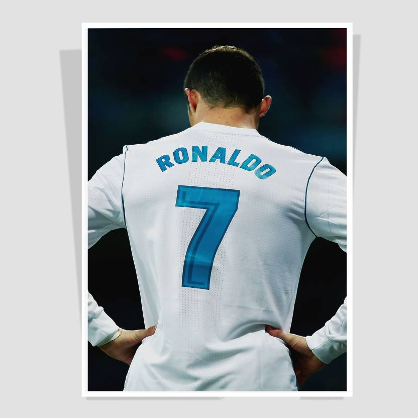 finest selection 69bdc dc339 Cristiano Ronaldo-Cr7 For Office Decor & Room.Wall Poster ...