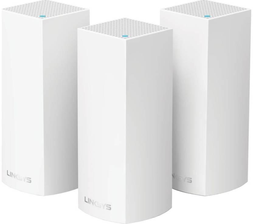 Linksys WHW0303 (AC-6600) Velop 3-Pack Router - Linksys : Flipkart com