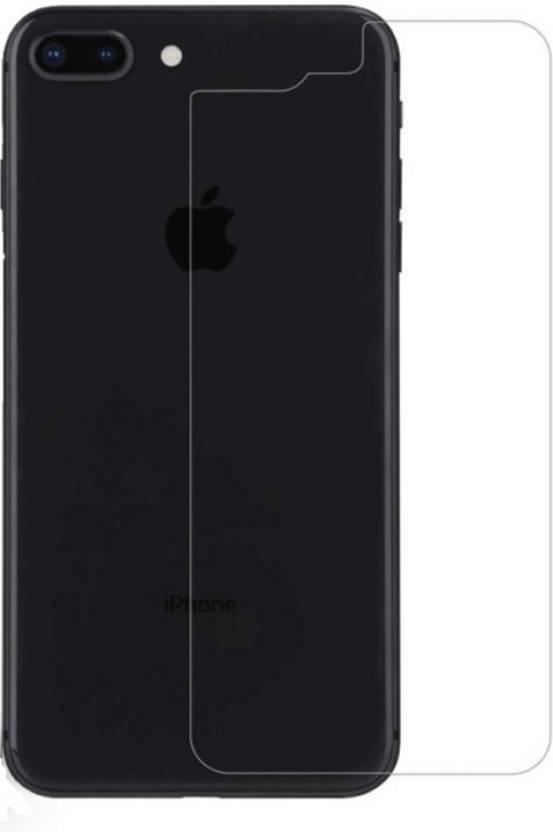 timeless design ea1d2 72ef6 SRT Back Tempered Glass for Apple iPhone 8 Plus