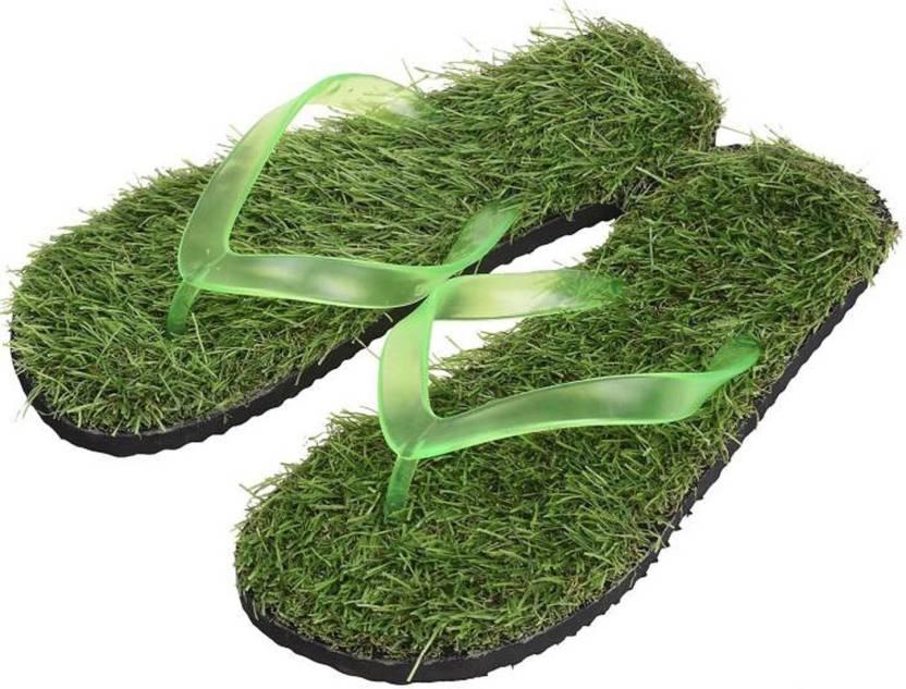 2842b00c3 Koscko Comfertable Grass Flip flops slippers for men Flip Flops - Buy  Koscko Comfertable Grass Flip flops slippers for men Flip Flops Online at  Best Price ...