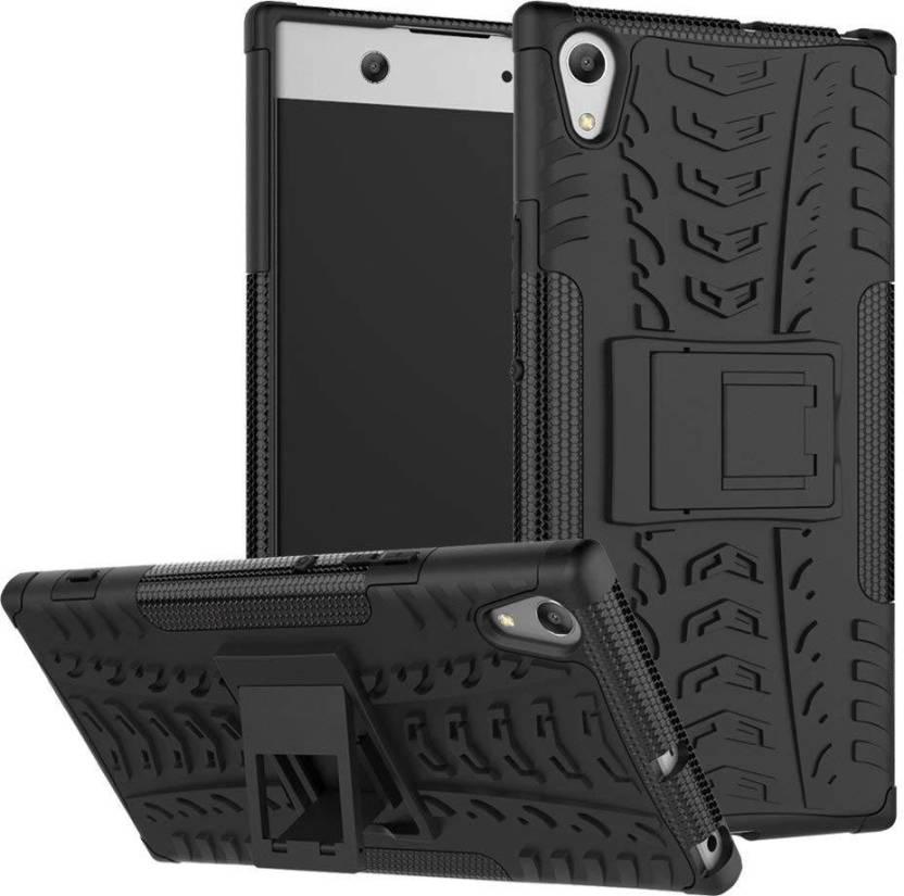 SVENMAR Back Cover for Sony Xperia XA1 BLACK